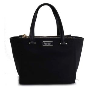NWT Kate Spade Dawn Small Satchel - Black